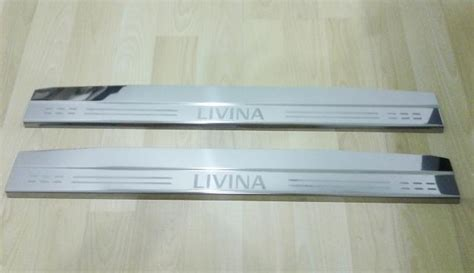 Door Sill Plate Livina With L Stainless nissan livina x gear door sill end 7 1 2017 3 54 pm myt