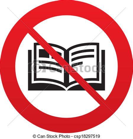 no pictures book no books clipart