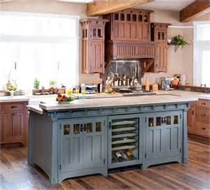country kitchens with islands the great many colors and styles of the kitchen island