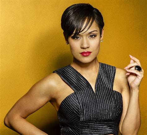 hairdos from empire show on fox introducing grace gealey of fox s empire celebnmusic247
