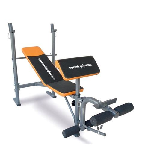 speed fitness sf1670 weight lifting multi purpose heavy