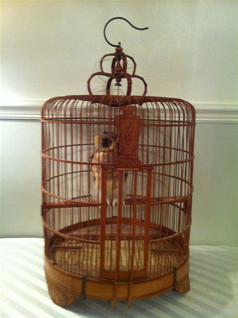 cages antique chinese bird cage handcrafted very