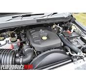 2012 Holden Colorado LTZ 28 CTDI Engine