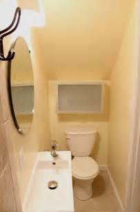 dennis stairs bathroom