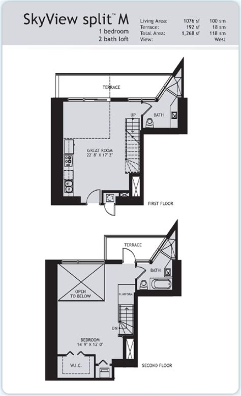 Infinity Condo Floor Plans | infinity at brickell condo floor plans