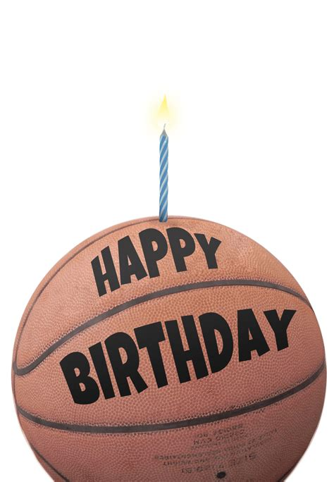 imagenes de happy birthday basketball free printable birthday card basketball greetings