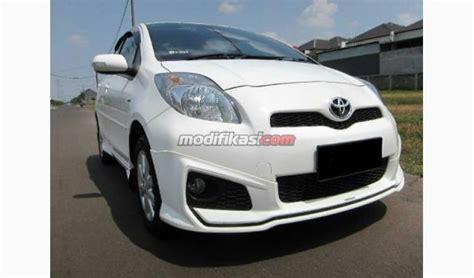 Kaca Spion Mobil Toyota Yaris Tahun 2007 2013 toyota yaris trd sportivo putih 2013