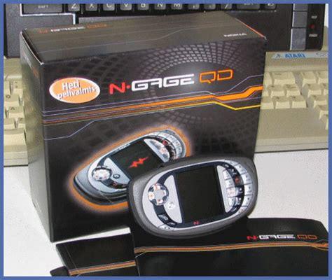 Leather Nokia N Gage Qd 2 nokia n gage qd tietokonemuseo