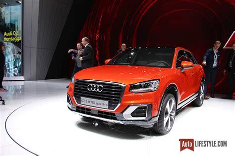 Audi Lifestyle by Audi Q2 Als 3 Auto Lifestyle