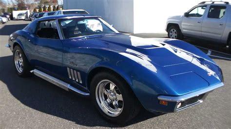 1969 corvette for sale 1969 corvette coupe for sale 445hp loads of money invested