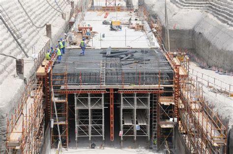 canstruction project returns to underground nov 6 rmd kwikform shores qatar tunnel
