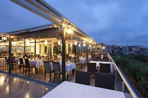 Ottoman Hotel Park Tabbah Restaurant Terrace Bar