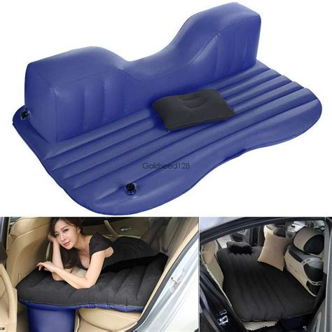 travel cing car seat sleep rest mattress air bed with pillow ebay