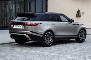 driven the all new range rover velar premium suv