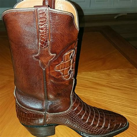 lucchese boots sale 44 lucchese other 1 day sale lucchese alligator