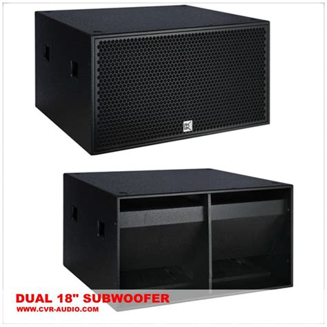 Speaker Fabulous 18 Inch 2000 Watt cvr bass bin 2000 watt 18 quot subwoofer speaker box buy 18 quot subwoofer speaker box subwoofer 18