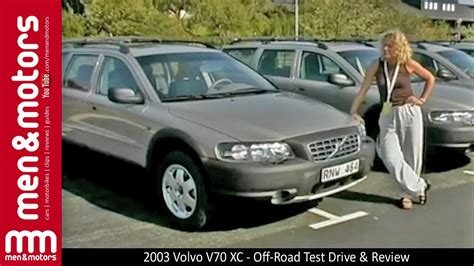 where to buy car manuals 2003 volvo v70 transmission control 2003 volvo v70 xc off road test drive review youtube