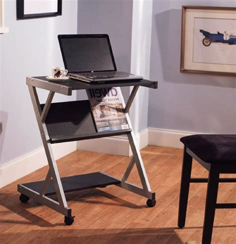 computer desk ideas rolling computer desk for home office dawndalto home decor