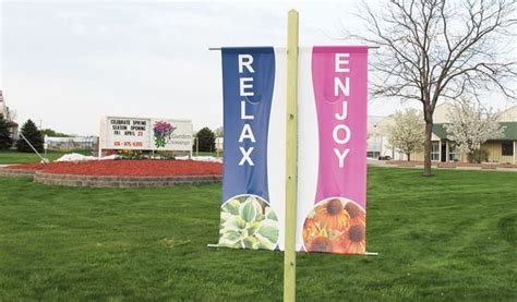 Garden Center Zeeland Mi Custom Garden Center Signage