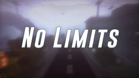 No Limit Vs Limit 3 by Quot No Limits Quot A Minecraft Hunger Montage