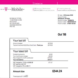 t mobile creates edible bill prototype