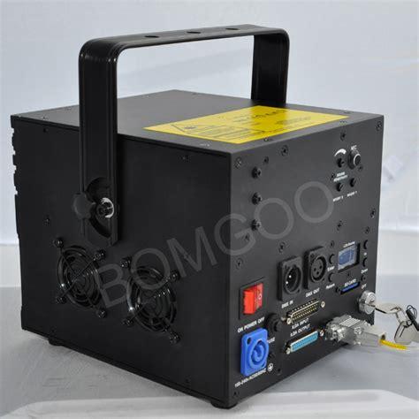 professional light equipment 6watts professional nightclub laser light equipment bomgoo