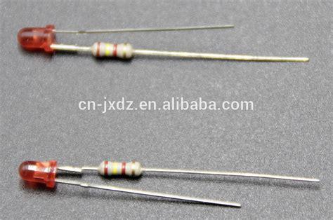 resistor em led miniatura led indicador constru 205 do o resistor e fio el 201 trico led como indicador produtos el