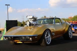 Gas Monkey Garage Corvette   Car Interior Design