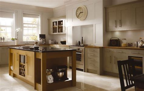Kitchen Paint At Wickes Glencoe A Compact Contemporary Kitchen For Families