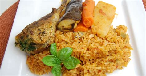 riz cuisine riz au gras thieboudienne afrique de l ouest recette