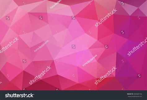 polygonal light pink pattern background illustrator light colors subtle vector abstract polygonal stock vector