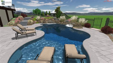 swimming pool designer swimming pool design
