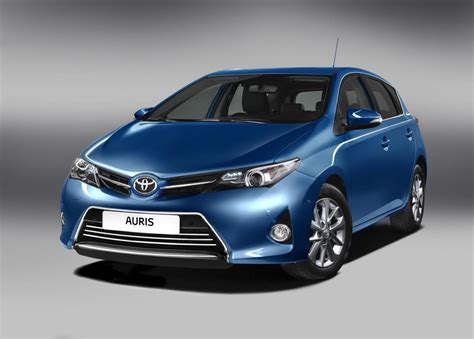 toyota auris in4ride brand new 2013 toyota auris unveiled