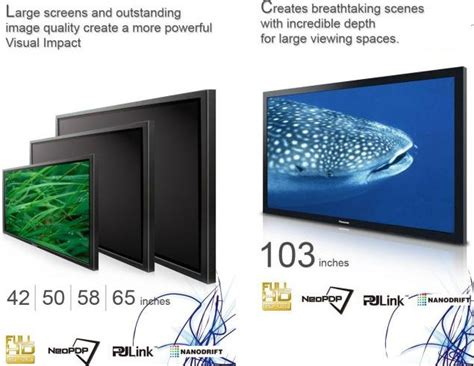 Tv Panasonic Paling Murah primevision authorized dealer panasonic sony nec sharp vivitek pasti murah