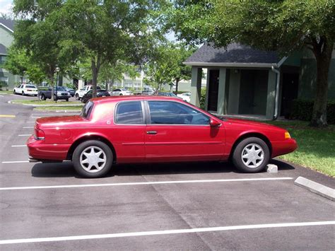 blue book used cars values 1993 mercury cougar free book repair manuals 1995 mercury cougar red 200 interior and exterior images
