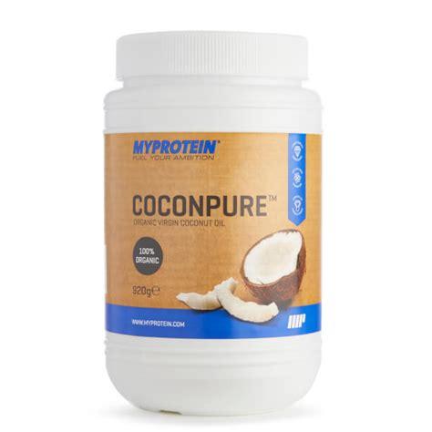coco olio acquista coconpure olio vergine di cocco myprotein it