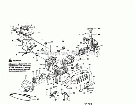 stihl chainsaw parts diagram wiring diagram and fuse box