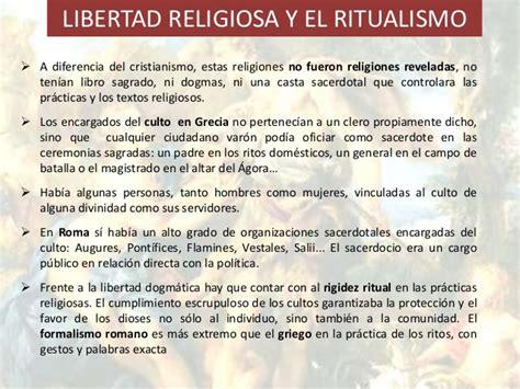 noticias sobre libertad religiosa y religiones religiones de la antiguedad grecia y roma