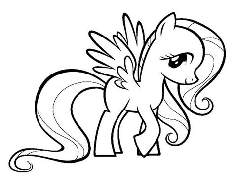 fluttershy my little pony coloring page my little pony pony my little pony fluttershy coloring page