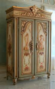 painted armoire painted armoire the of a shut in