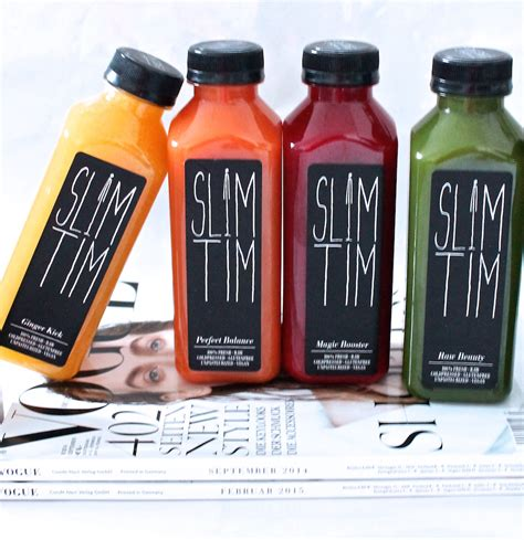5 Day Juice Detox Review by Detox Review 5 Day Juice Cleanse With Slim Tim