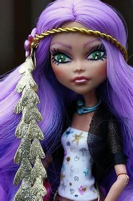design a doll maddison monster high ooak collection on ebay