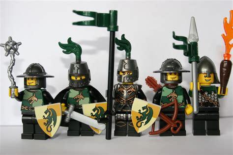 Lego Knights War knights battle at rockingham castle archives