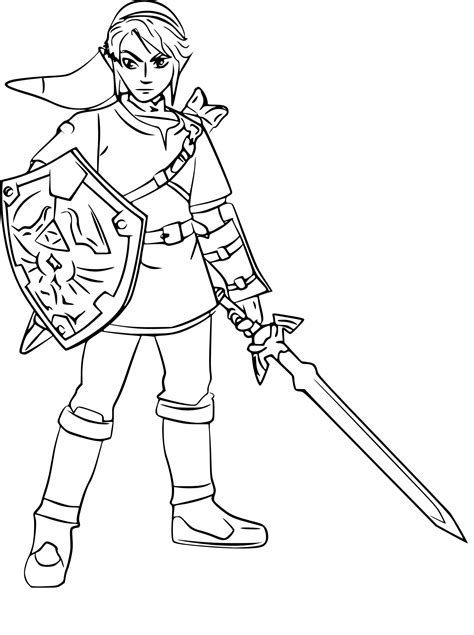zelda coloring pages printable legend of zelda coloring pages coloringsuite com