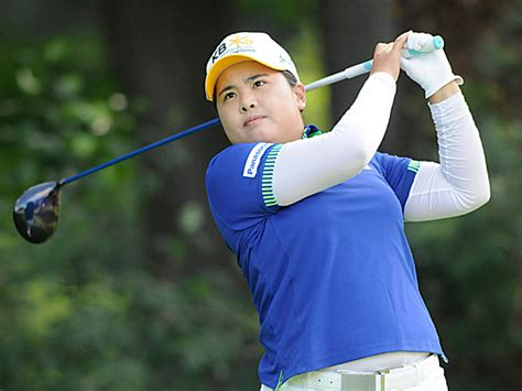 inbee park swing lincicome stays steady leads wegmans lpga chionship