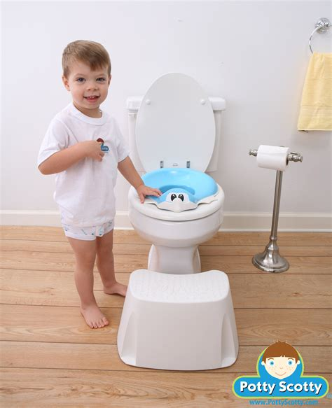 Potty Seat Or Potty Chair by Potty Seat I For Boys By Potty Scotty Potty Scotty