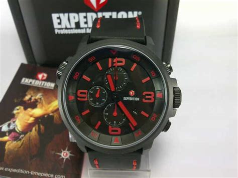 Expedition 6392 Original jam tangan expedition e6392m