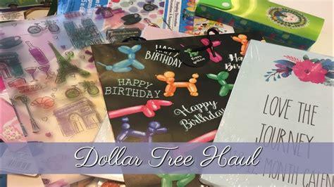 dollar tree haul new 2018 calendars