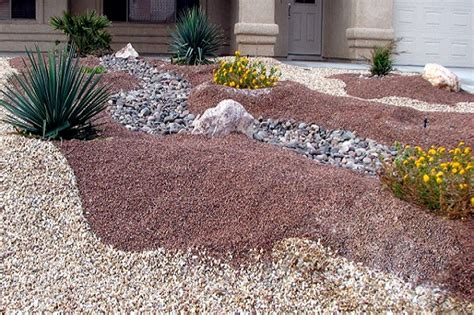 desert backyard design beautiful desert landscaping rocks landscape designs for your home