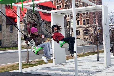 swing montreal in montreal the swings are alive with the sound of music